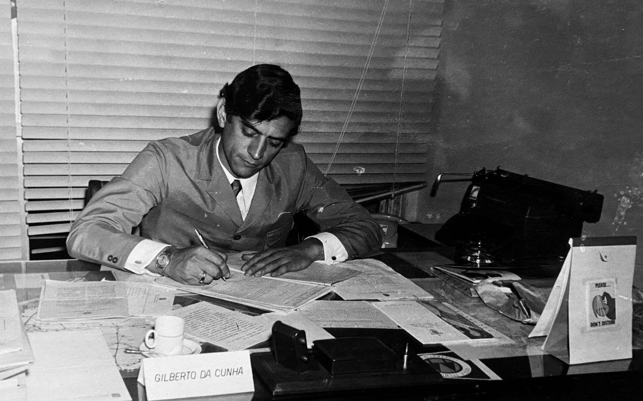 Primeira sede (antiga sociedade Gilberto Cunha & Advogados Associados)